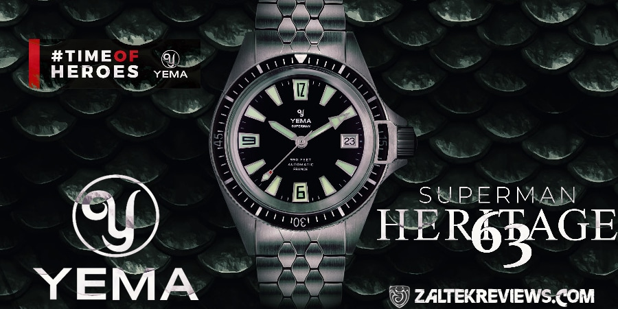 YEMA Superman Heritage 63