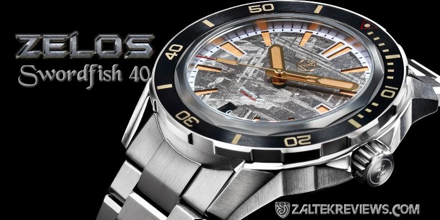 Zelos Swordfish 40