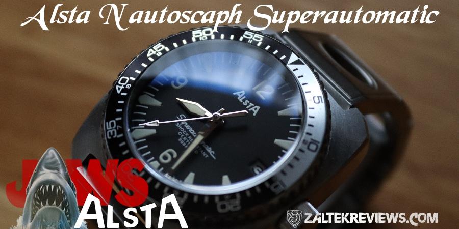 Alsta Nautoscaph 'Jaws'