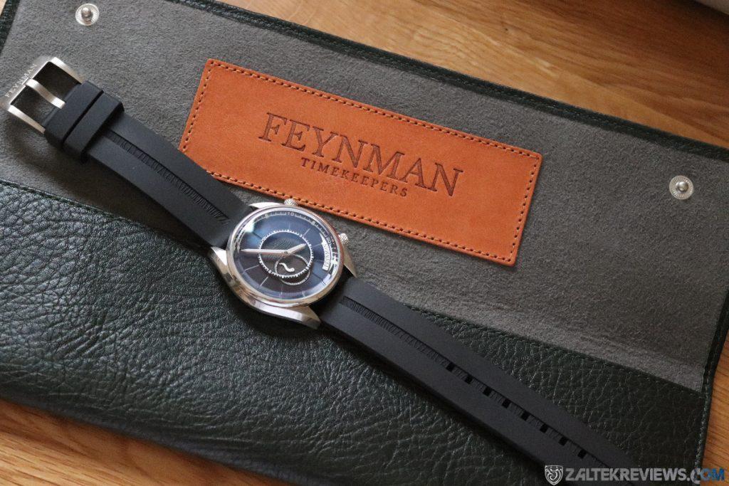 Feynman Cove Eclipse Review