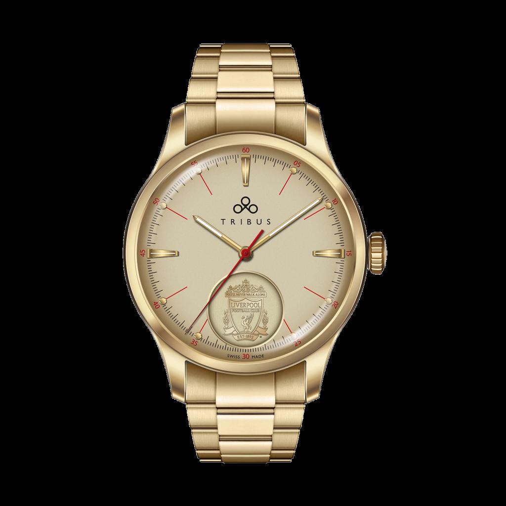 TRI-08 Gold/Cream/Bracelet