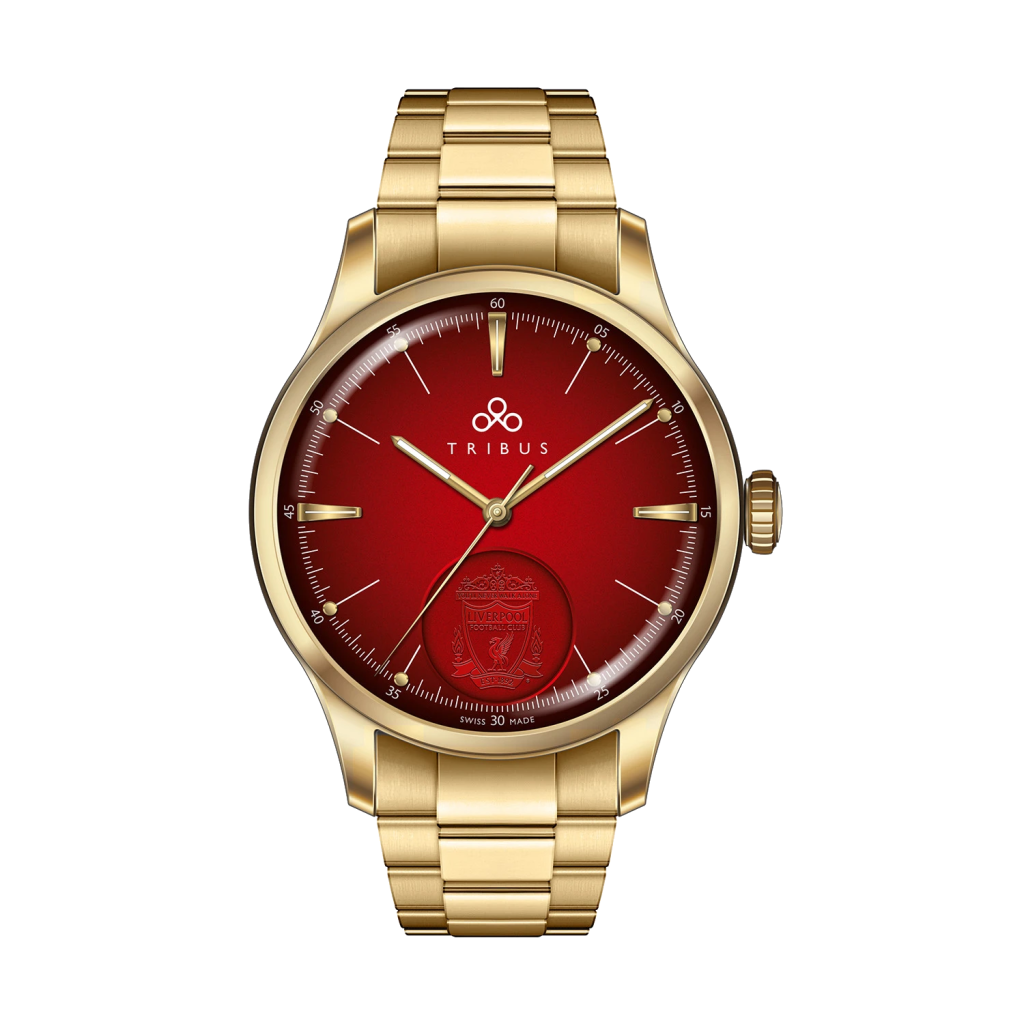 TRI-08 Gold/Red/Bracelet