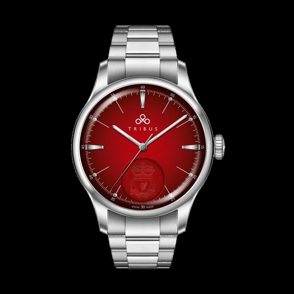 TRI-08 Steel/Red/Bracelet