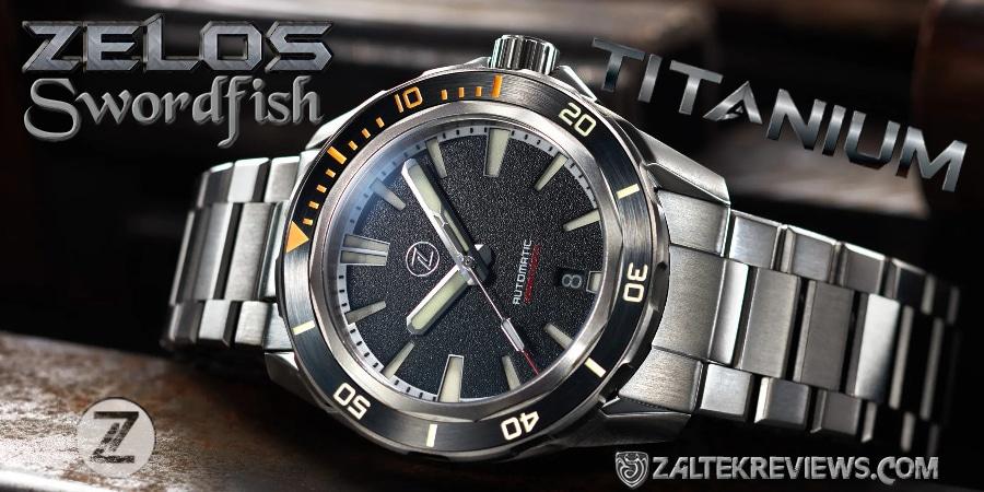 Zelos Swordfish Ti