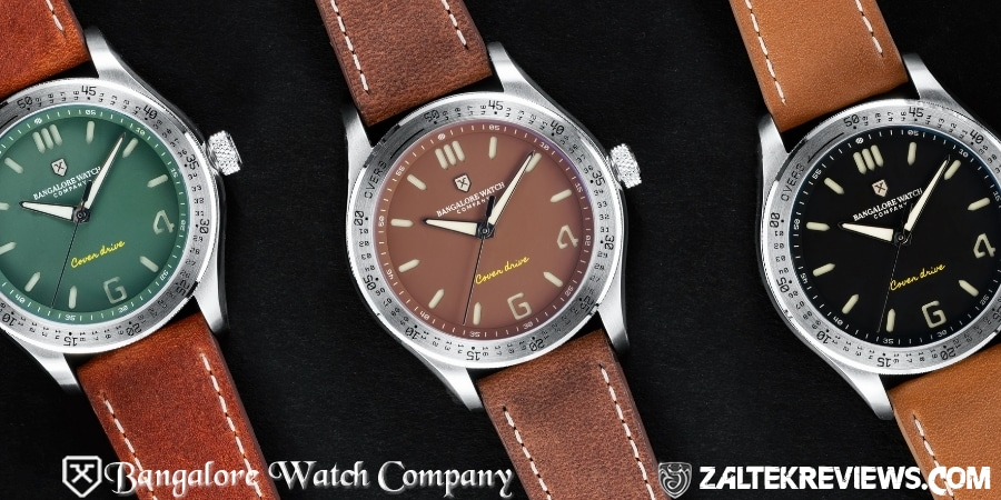Bangalore Watch Co. Cover Drive