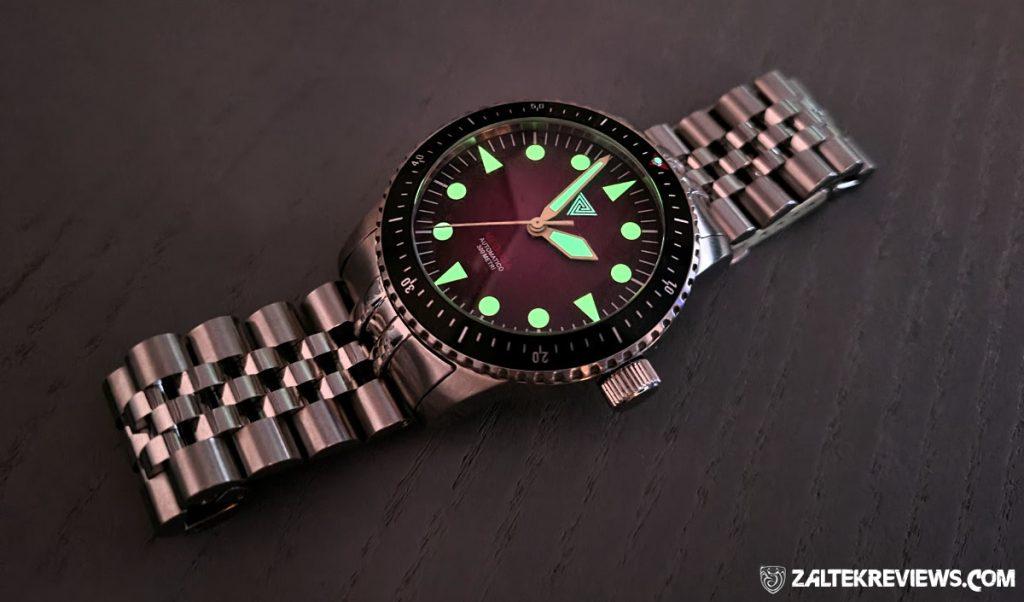 Vertigo Medusa Dive Watch Review