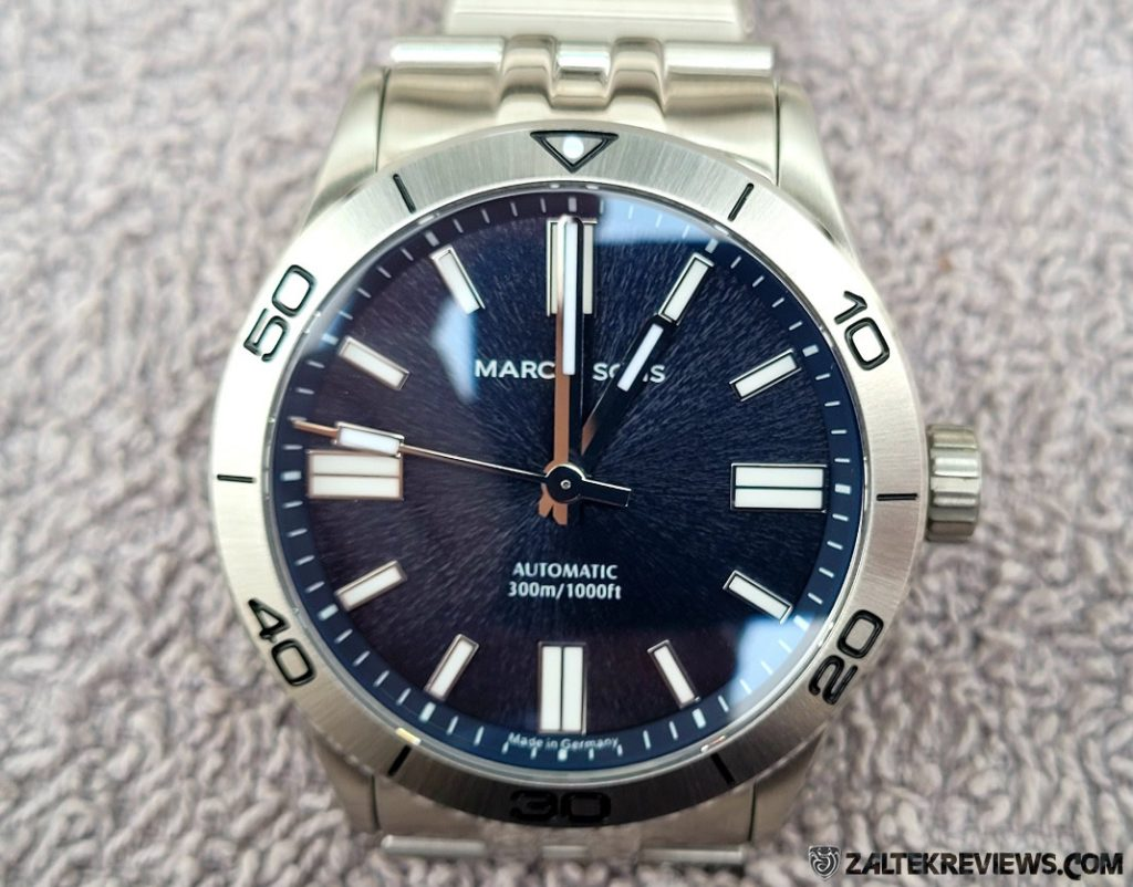 Marc & Sons Elegance Dive Series Review