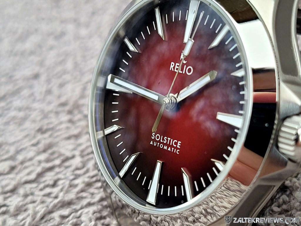 Relio Solstice Sports Watch Review