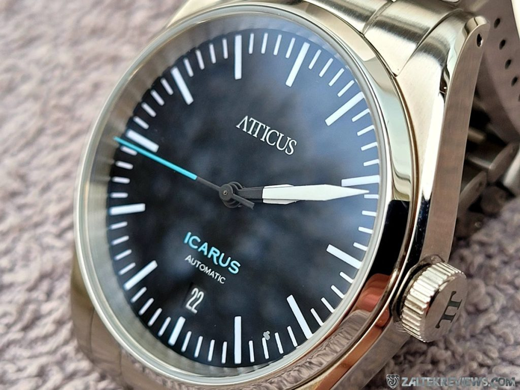 Atticus Icarus Pilot Watch Review