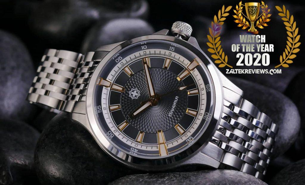 Second Hour Mandala Sports Watch - Zaltek Reviews Watch of the Year 2020