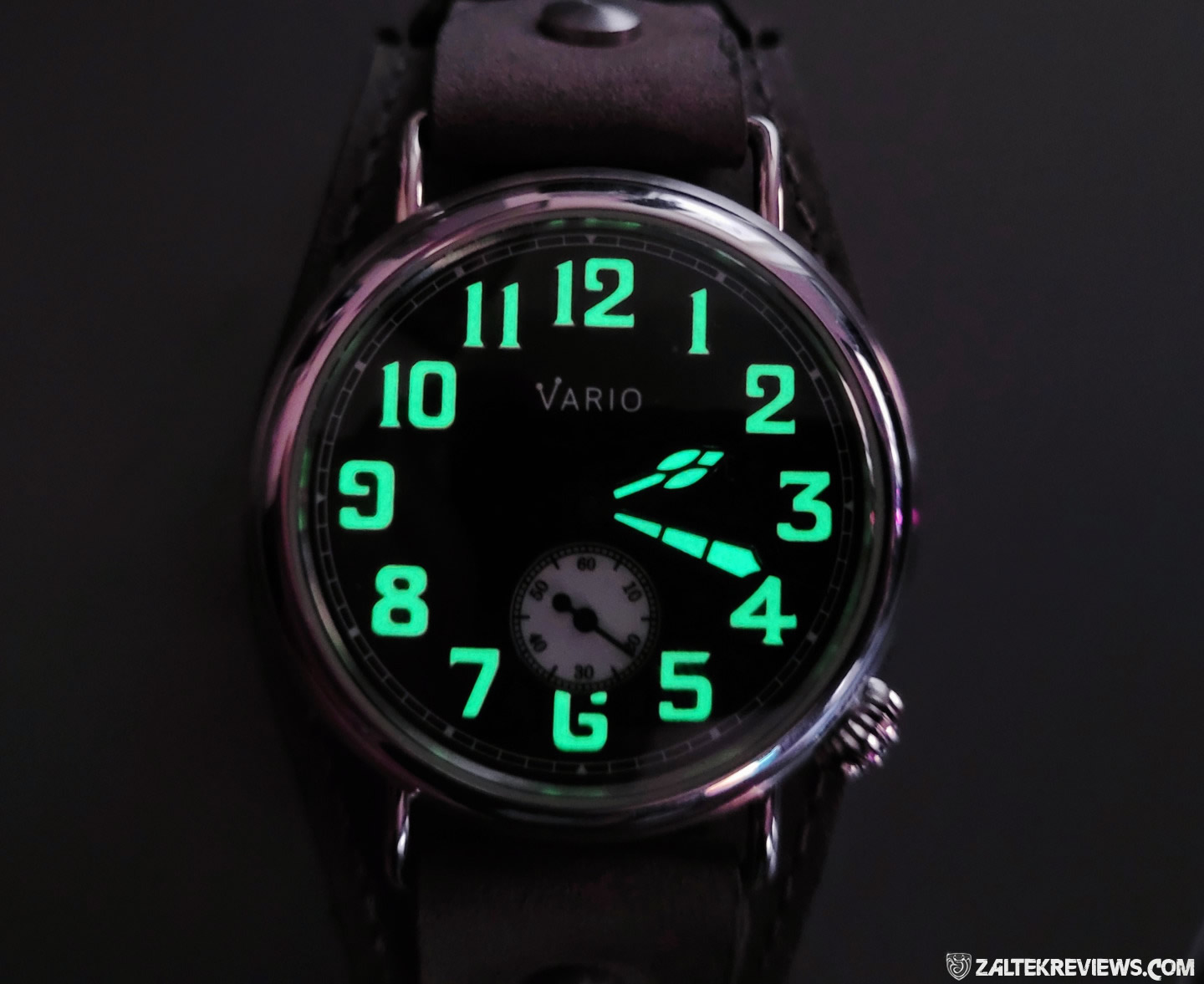 Vario 1918 Trench Watch Review