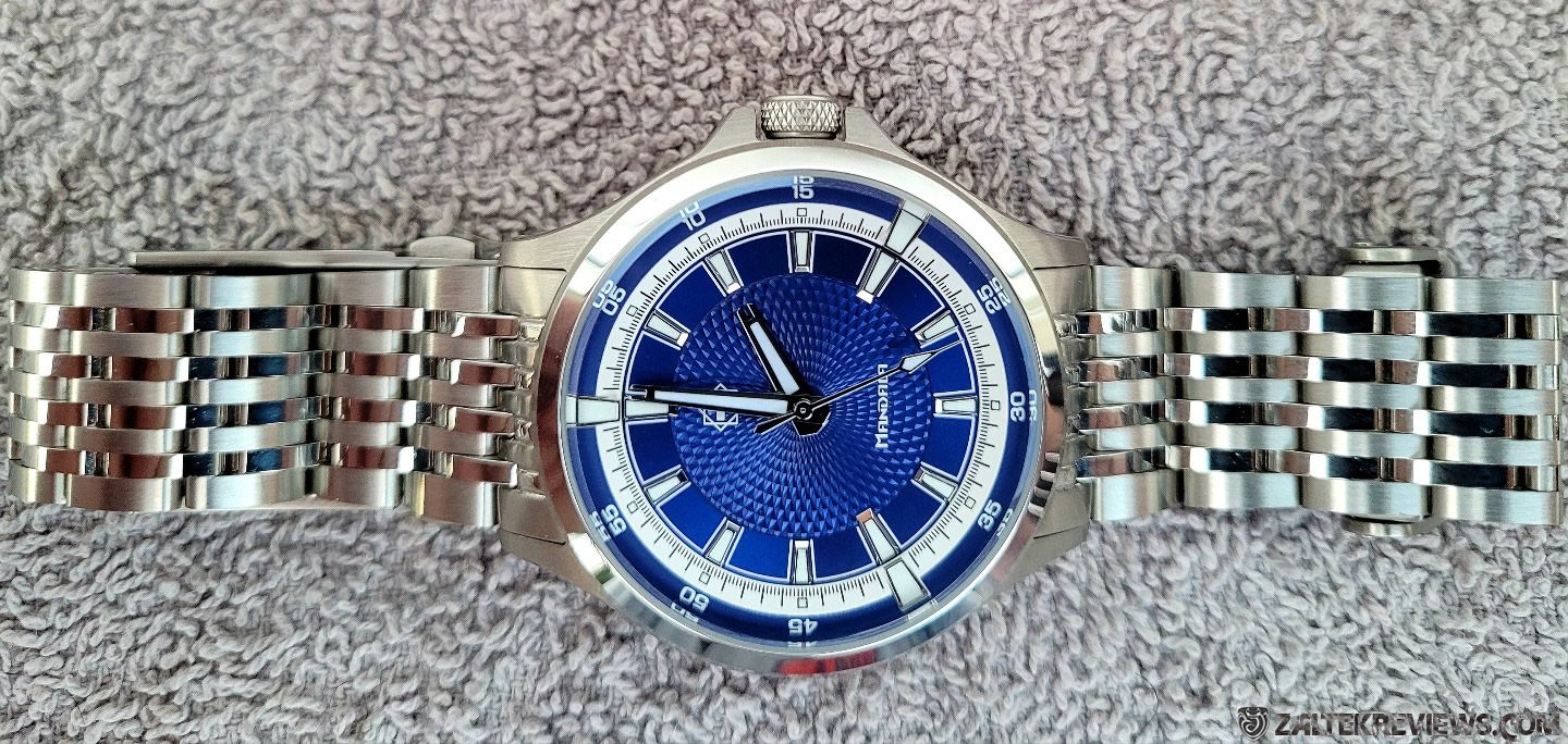 Second Hour Mandala Sports Watch Review