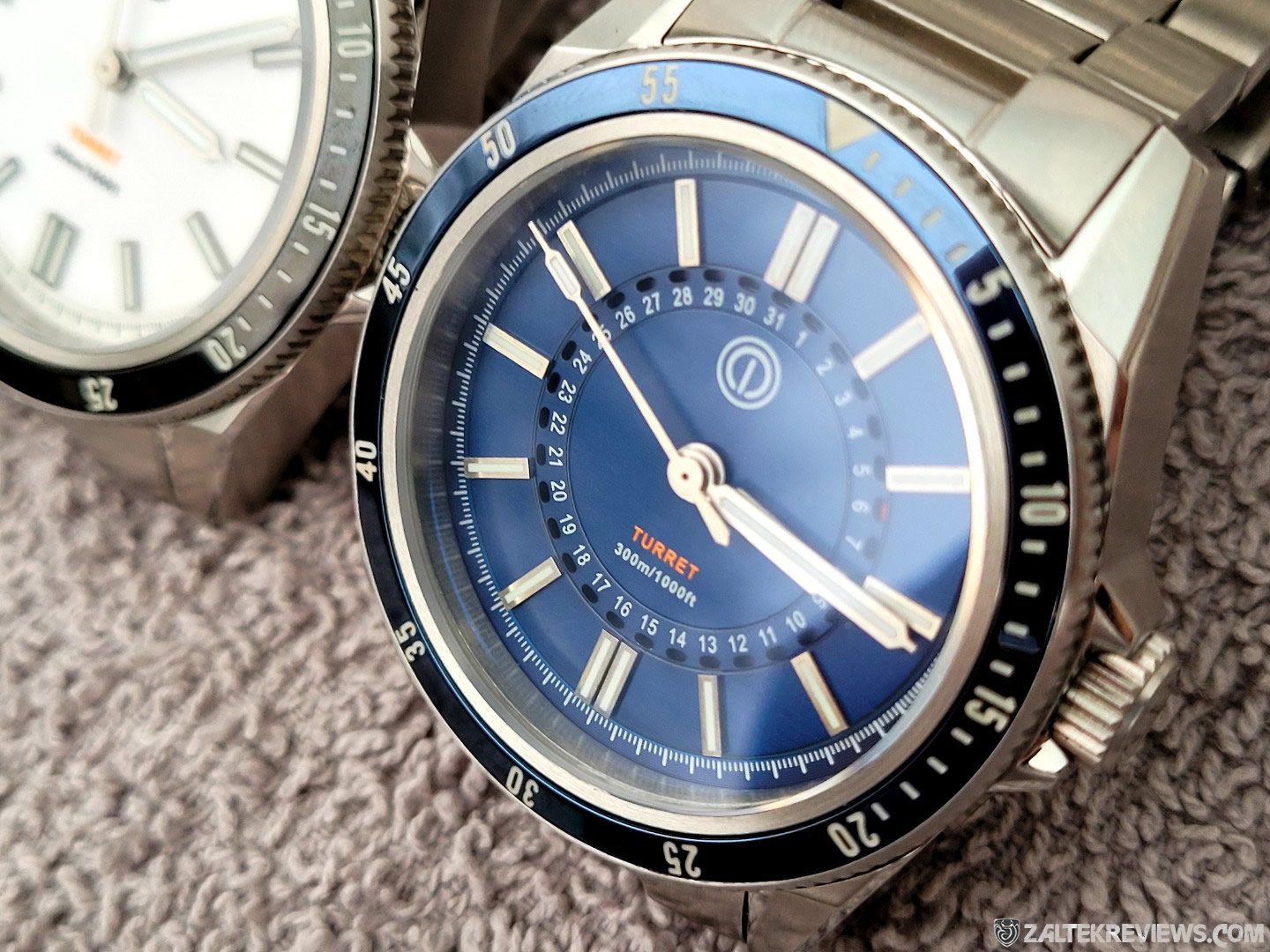 MMI Turret Dive Watch Review