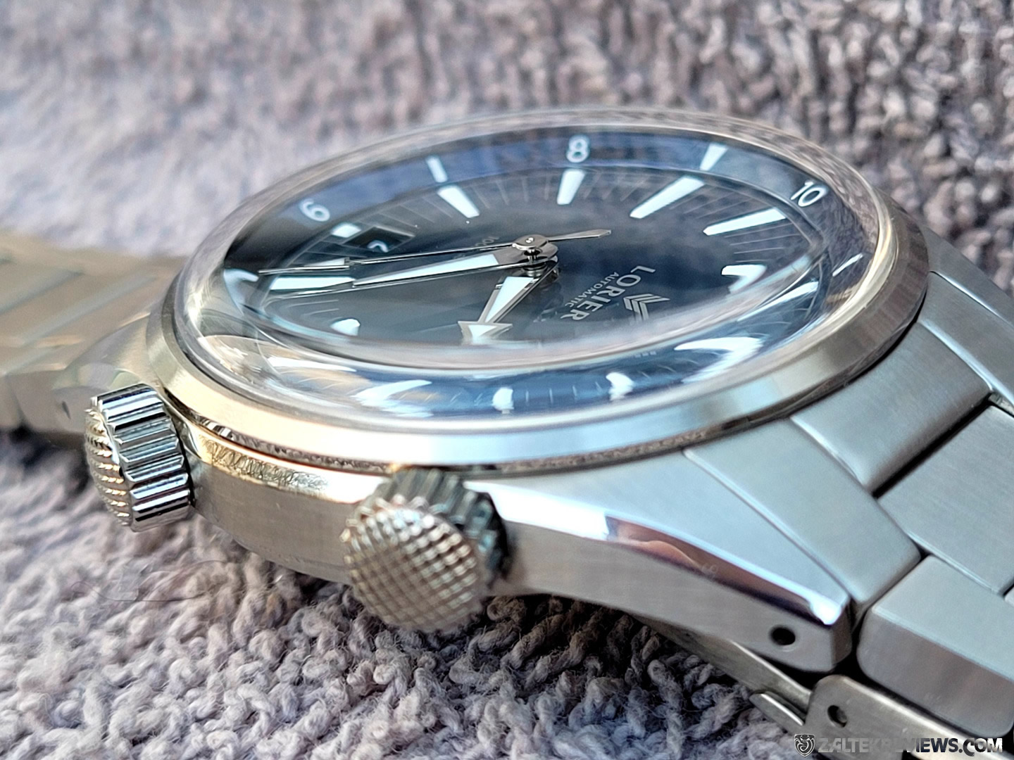 Lorier Hydra Series II Sports Watch Review