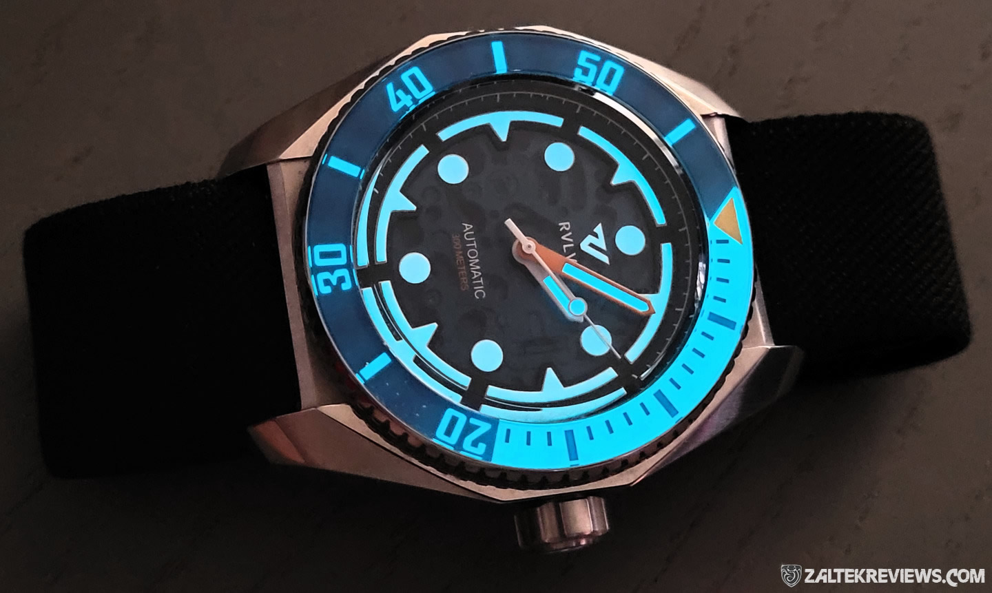 RVLVR SD-1 Dive Watch Review