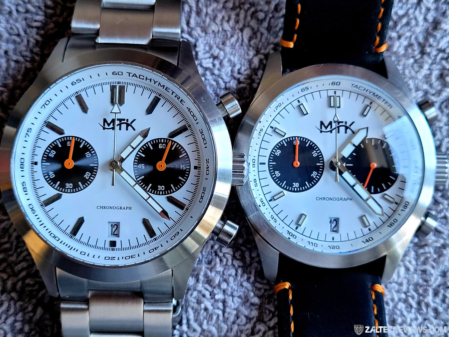 MTK New York Chronograph Review