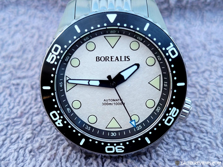 Borealis Neptuno 300m Dive Watch Review