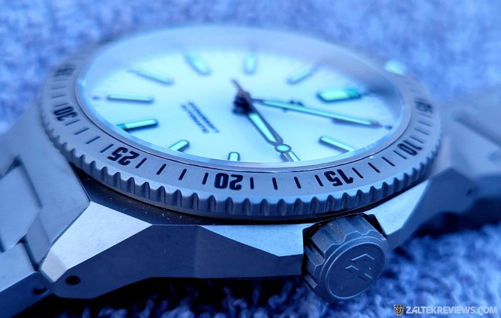 RZE Endeavour Titanium Dive Watch Review