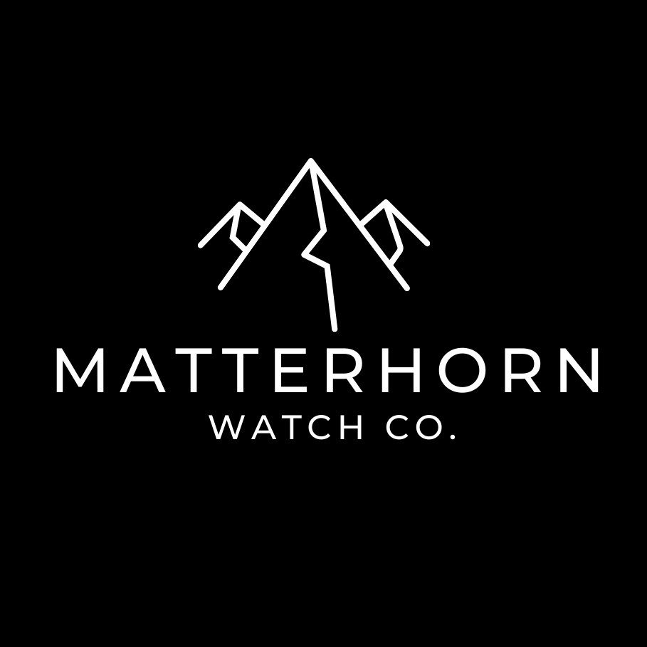 Matterhorn Watch Co. Logo