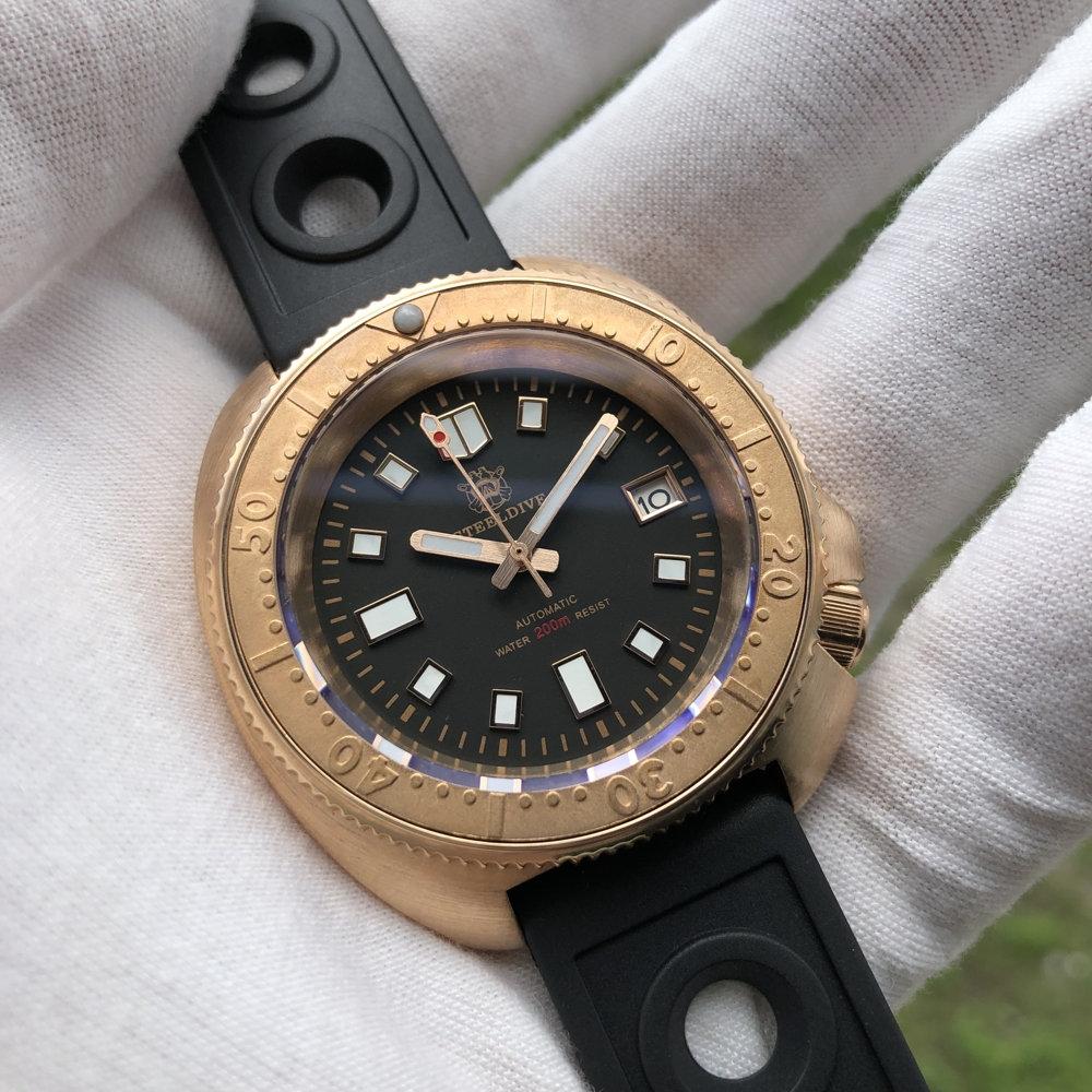 Steeldive SD1970 | Bronze