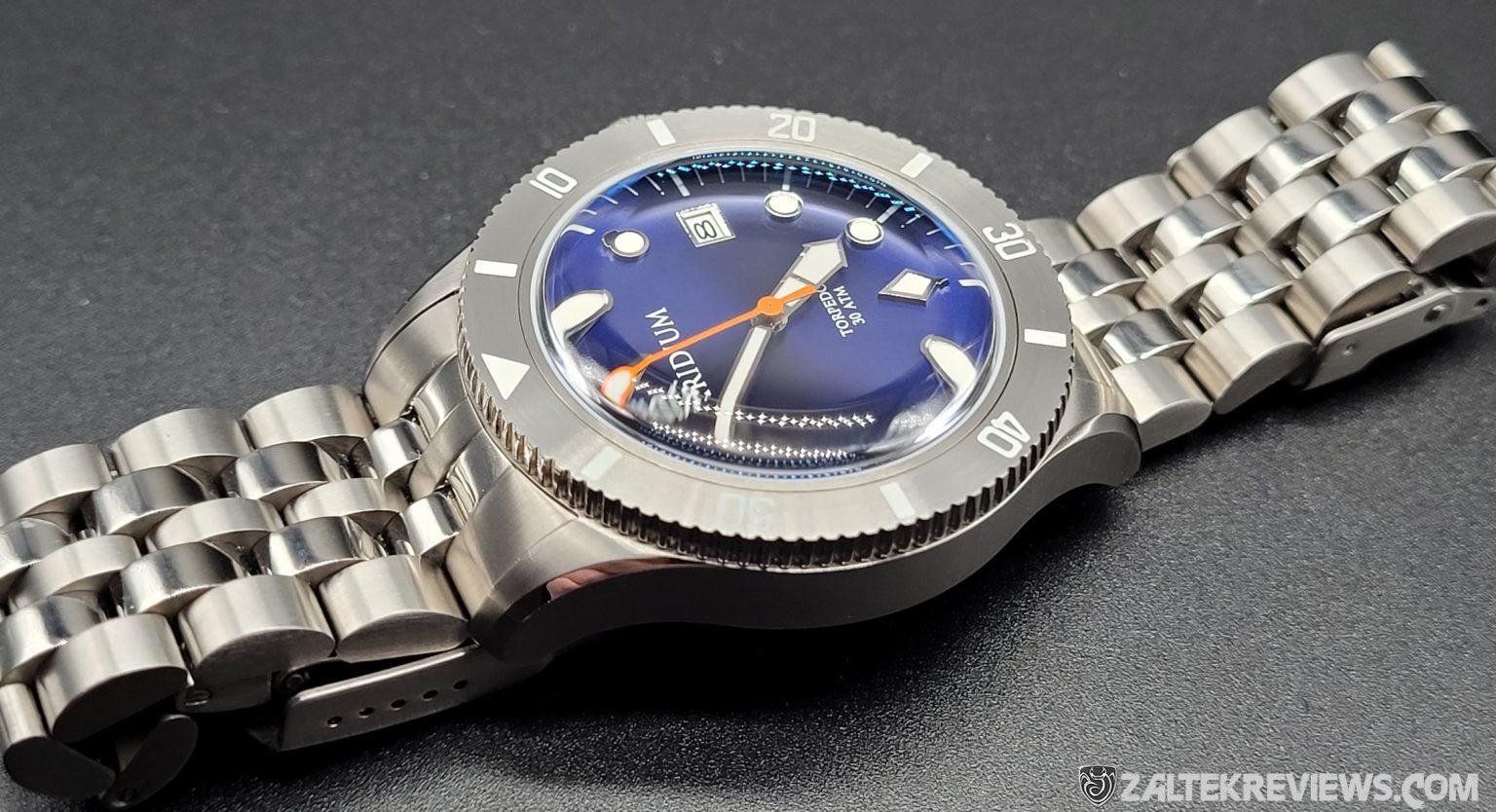 Iridium Torpedo 300m Dive Watch Review