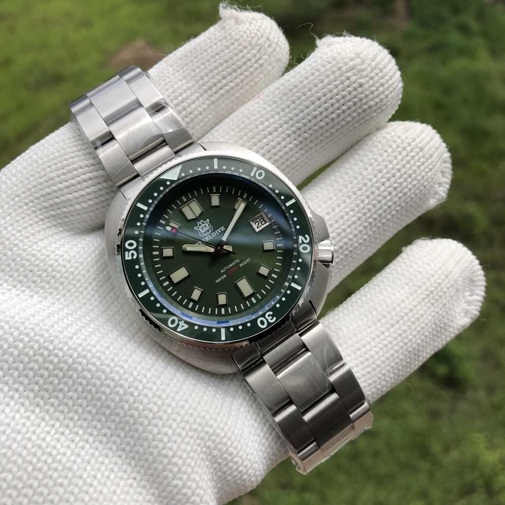Steeldive SD1970 | Green