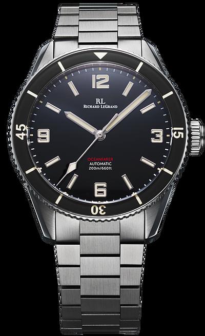 RLG Oceanfarer Diver | Matte Black
