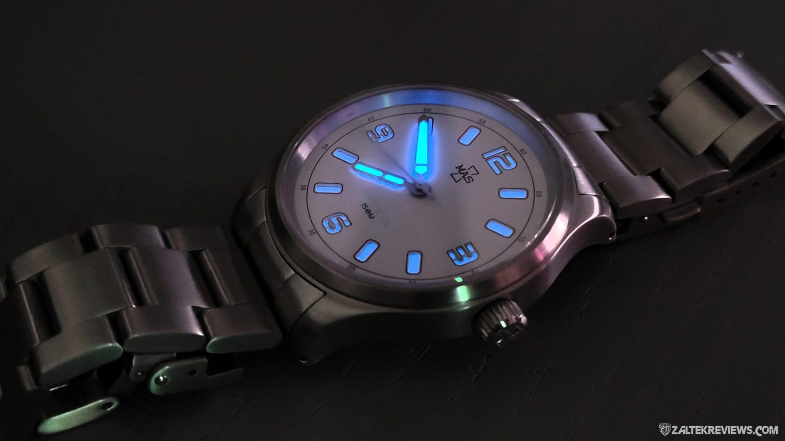 MAS Arcticus Field Watch Review