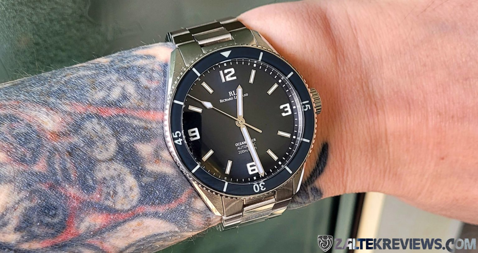 RLG Oceanfarer Dive Watch Review