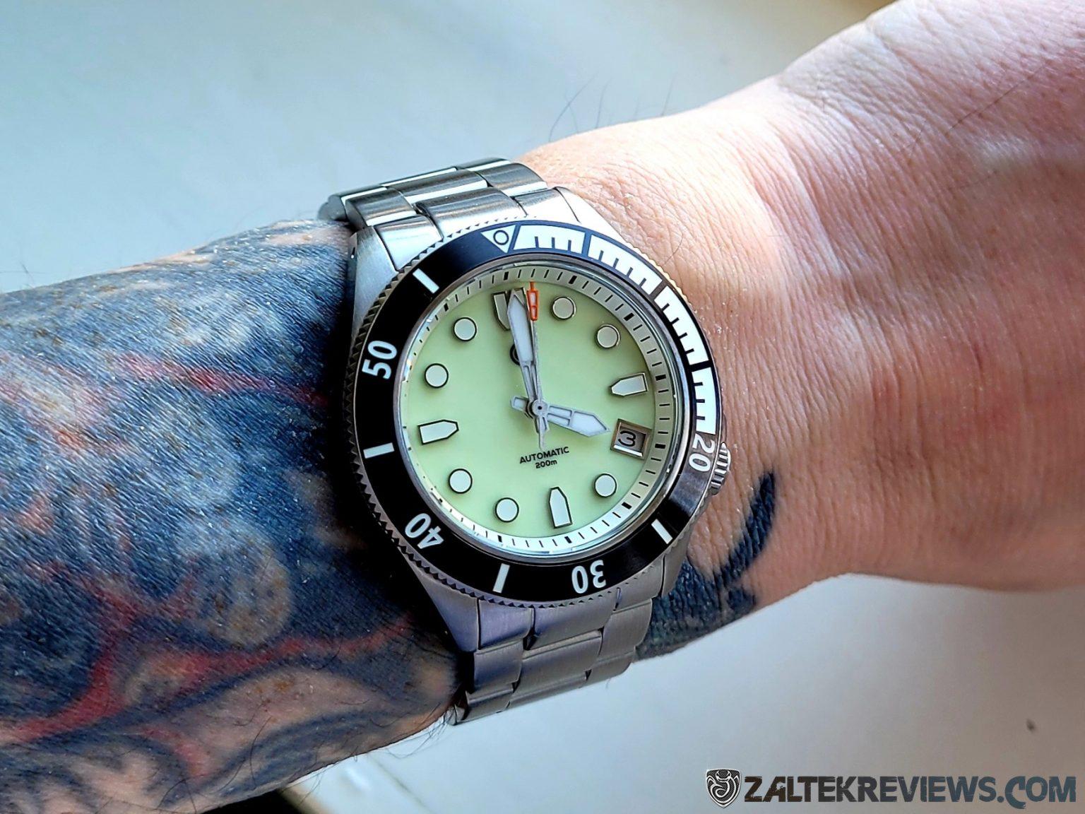 Signum Cuda Dive Watch Review