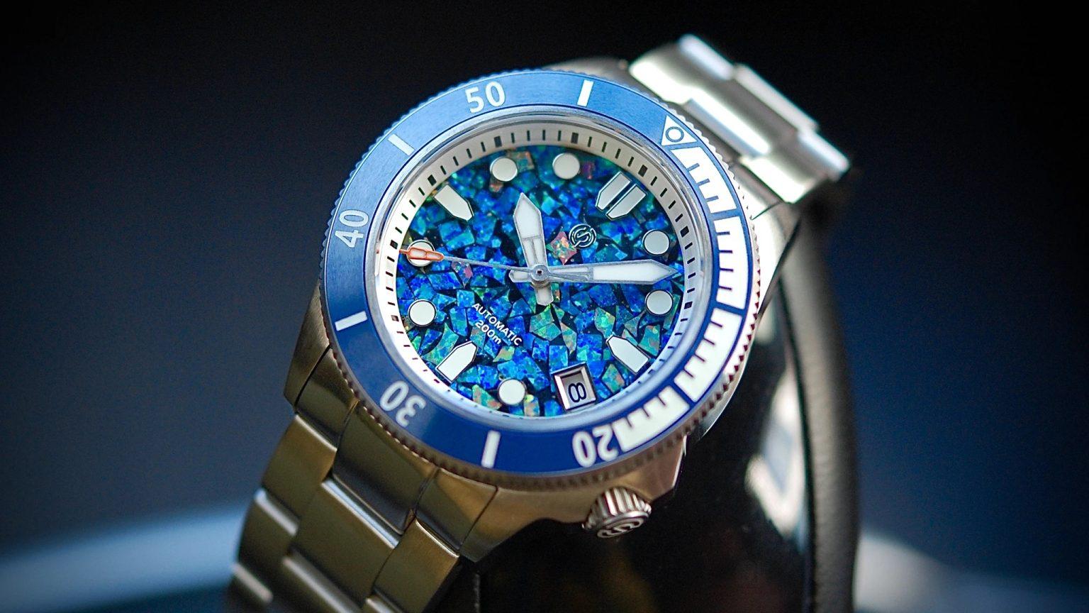 Signum Cuda   Opal Mosaic