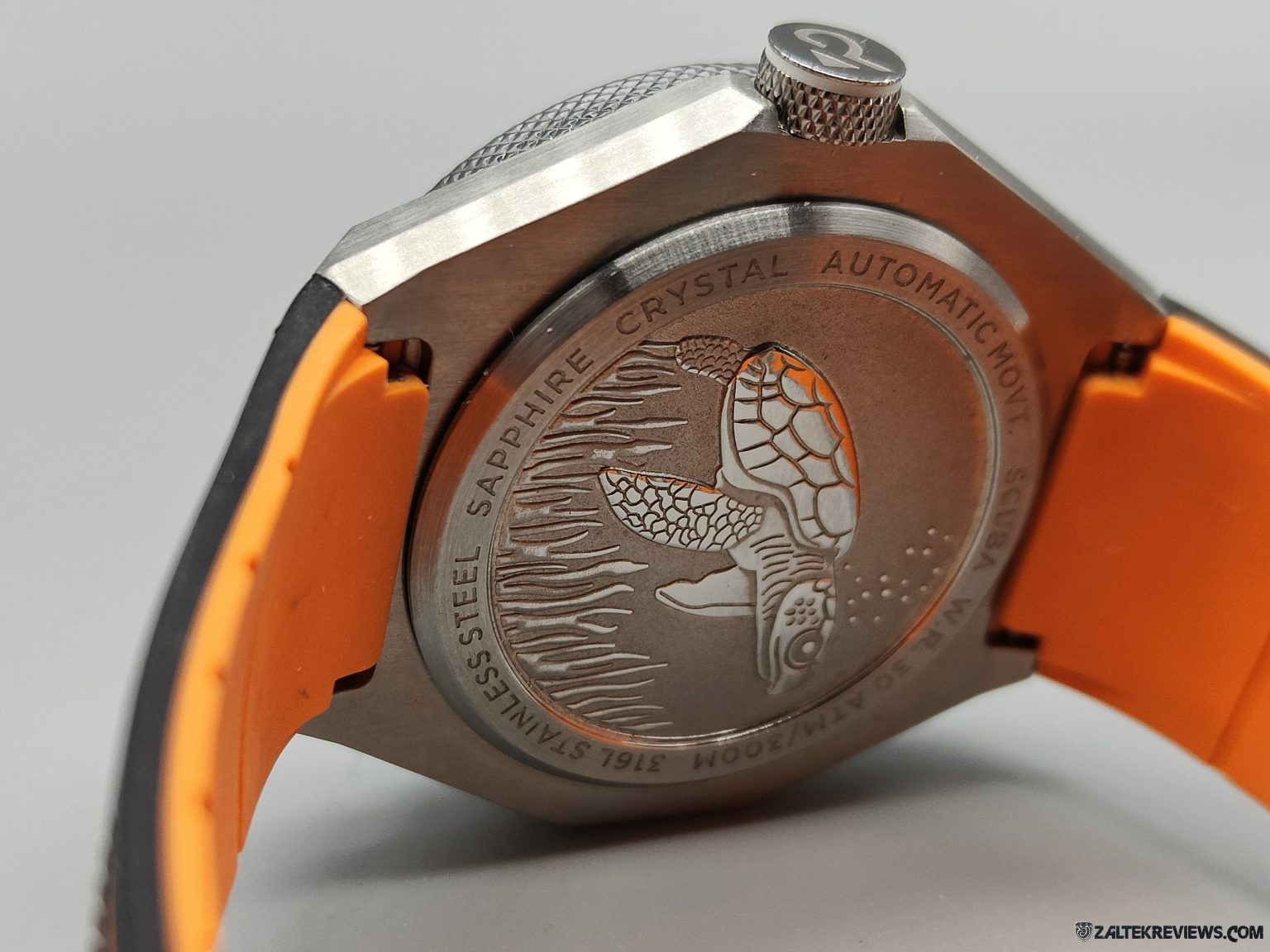 Roebuck Scuba Dive Watch Review