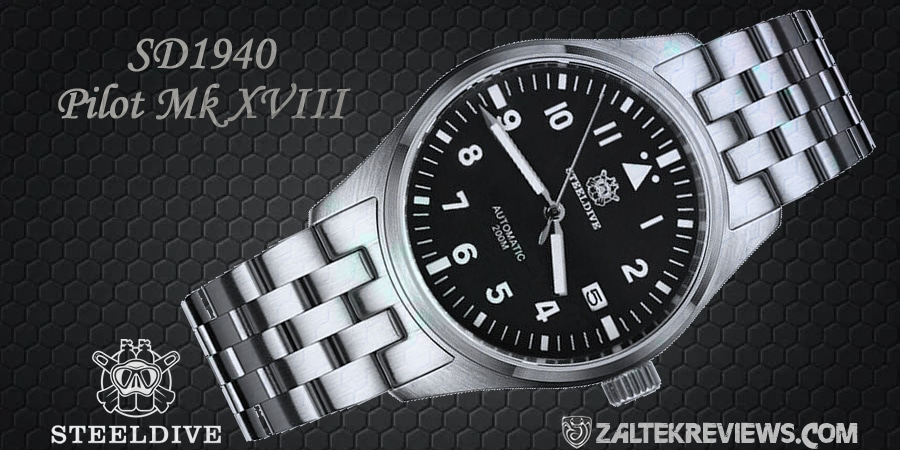 Steeldive SD1940