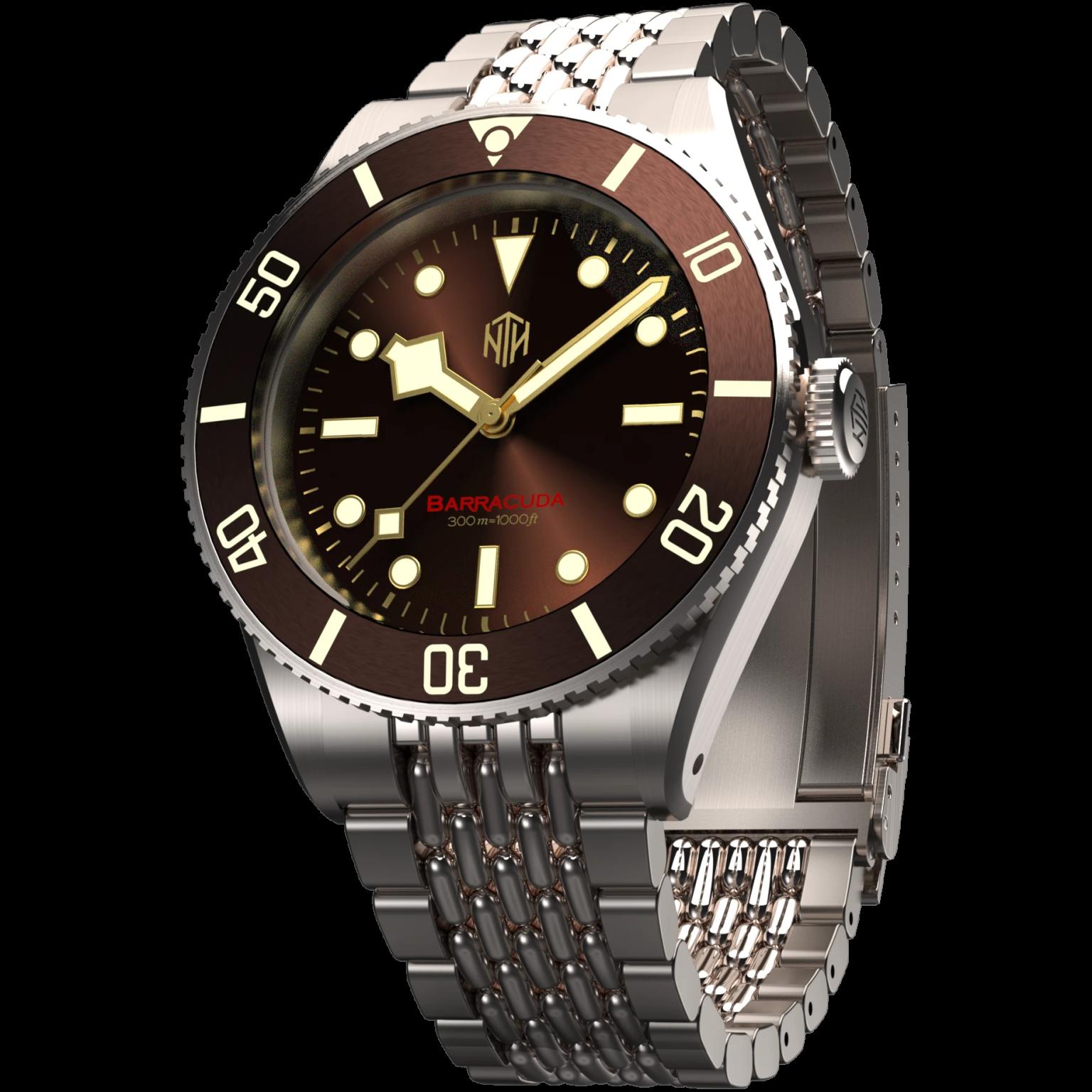 Brown | No Date | BoR Bracelet