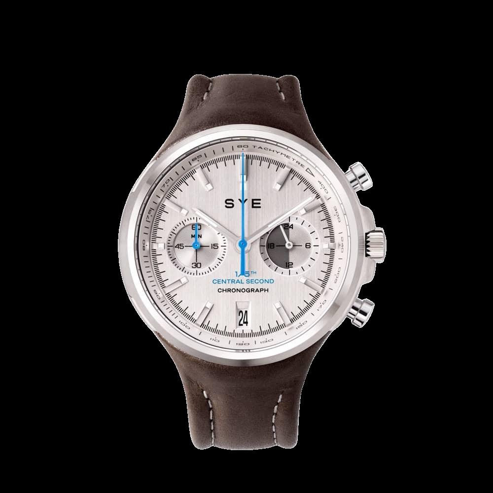 MOT1ON Chronograph | Silver Edition | Skybury