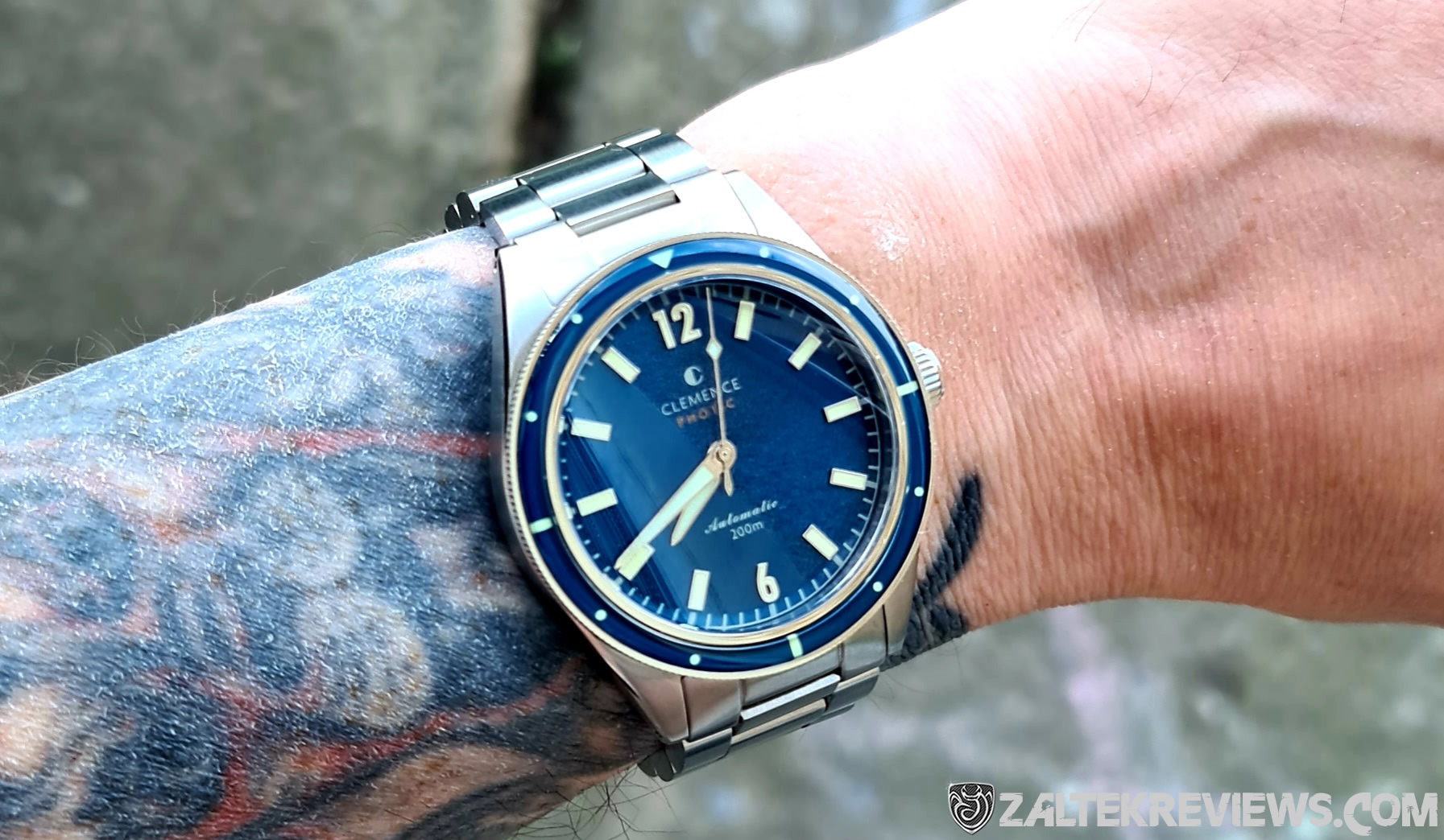Clemence Photic Diver Review