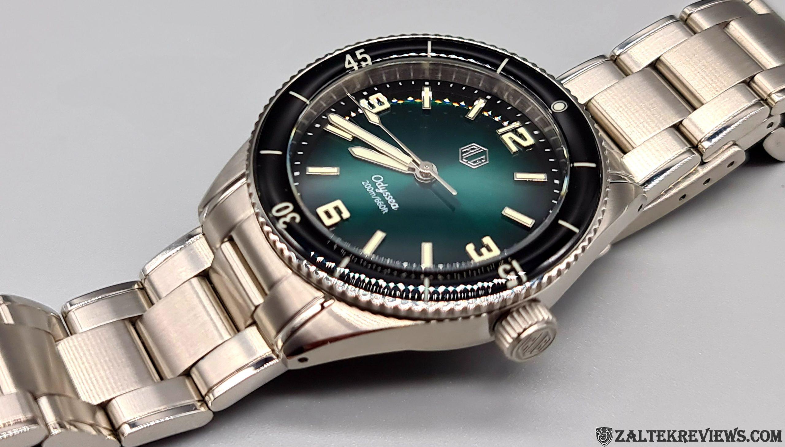 RLG Odyssea Diver Review