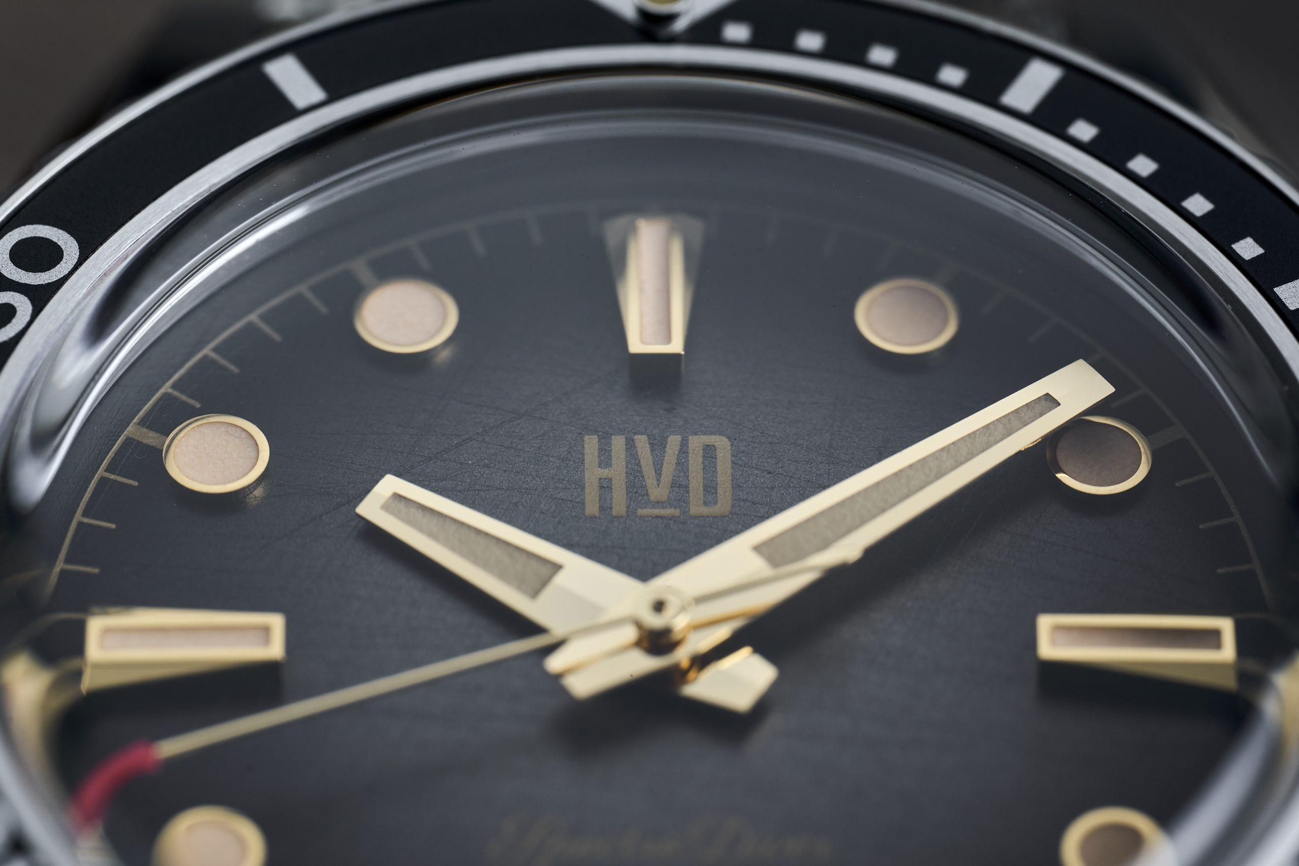 HVD Spectre Diver Onyx Black