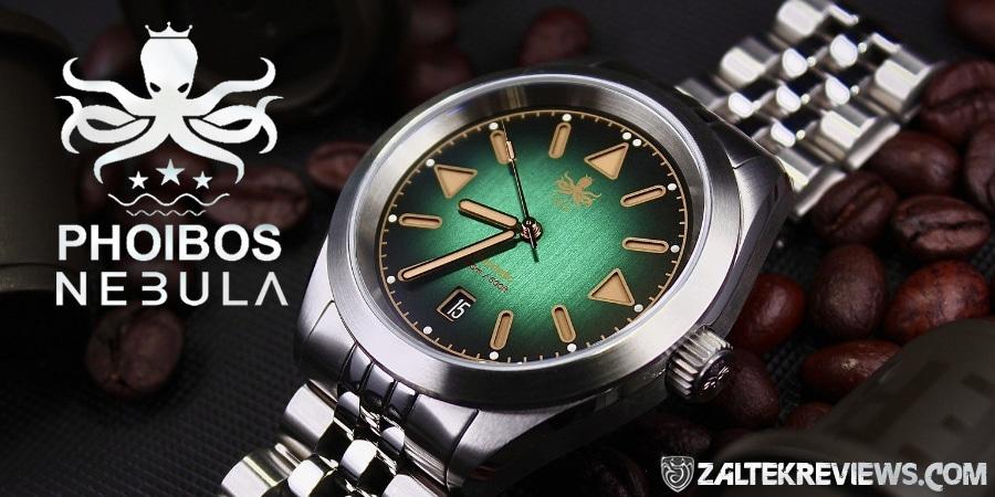 Phoibos Nebula Sports Watch Review