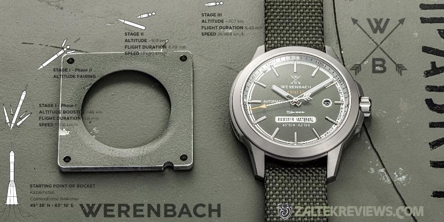 Werenbach Soyuz 02 RAW II Anniversary Edition Review