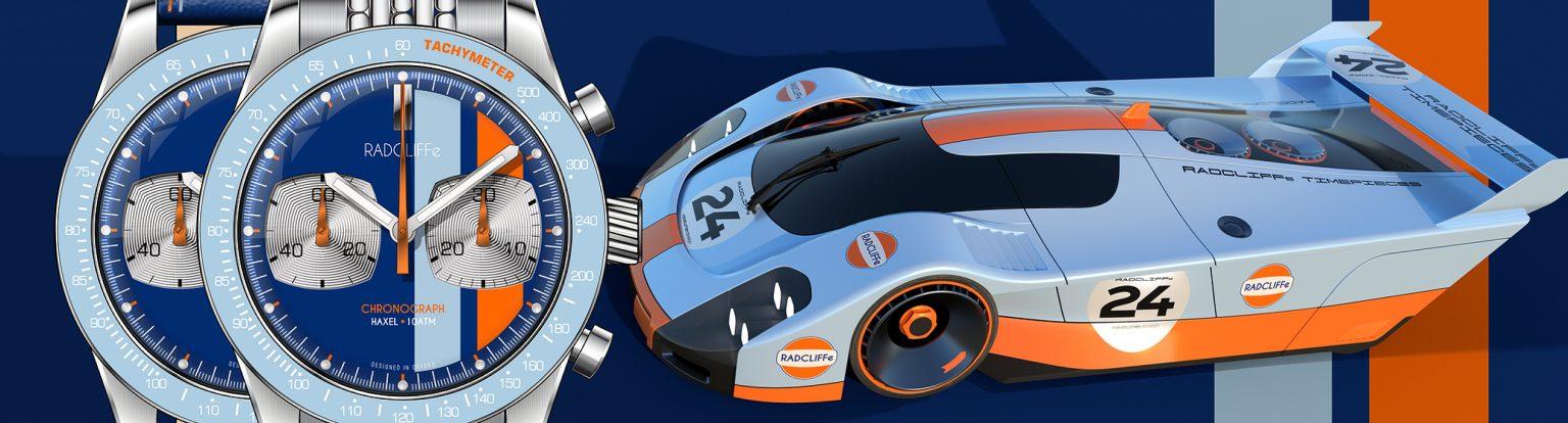 Radcliffe Haxel Racing Series - Le Mans