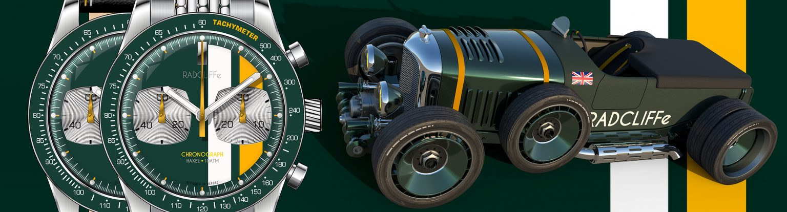 Radcliffe Haxel Racing Series - British Racing