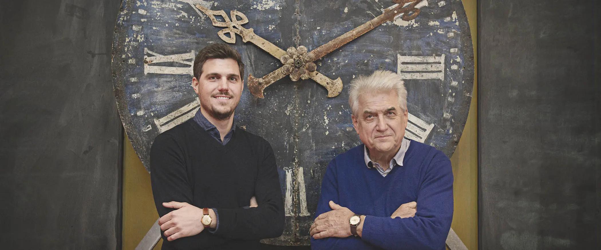 Father & Son, Circula Watches