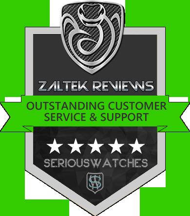 ZR Customer Service Award