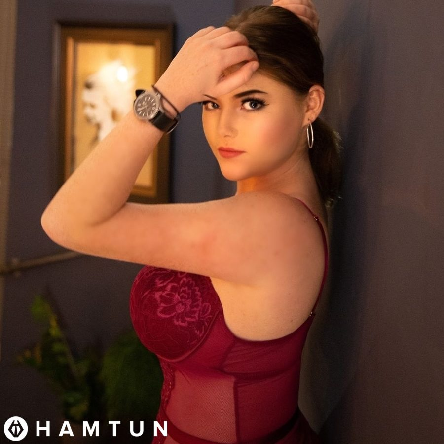 Hamtun Model - Eliza King